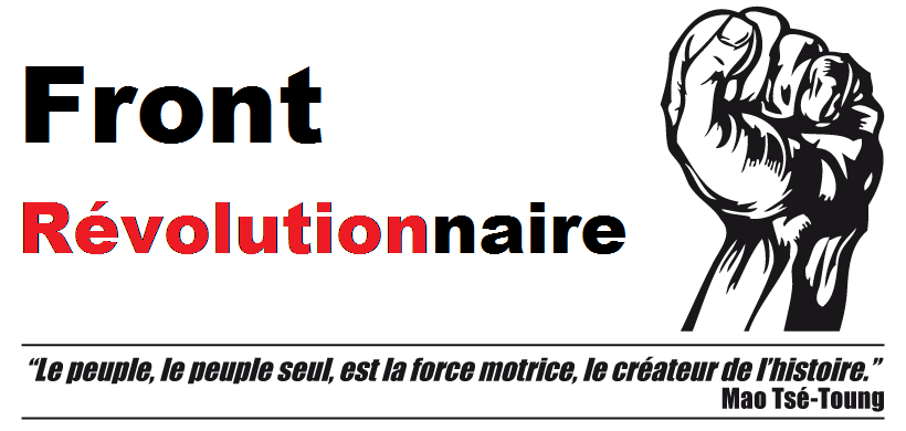 front révolutionnaire Index du Forum
