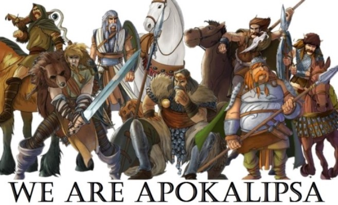 we are apokalipsa Index du Forum