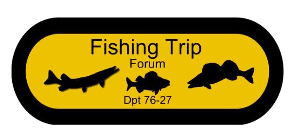 fishing trip Index du Forum