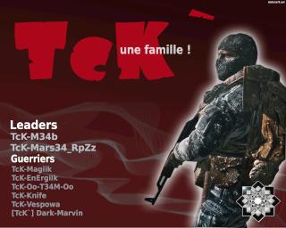 [TcK`] la team ! Index du Forum