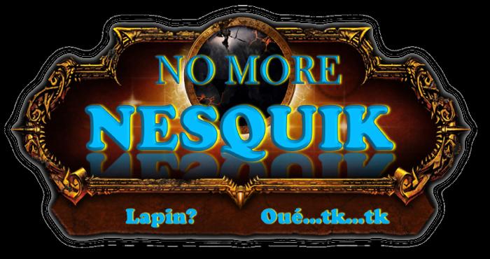 no more nesquik Index du Forum
