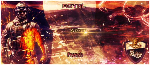 """""""Royal Army French"""" Forum RaF Index du Forum"""