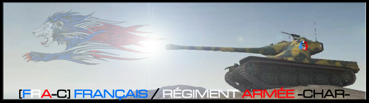 Français / Régiment Armée -Char- Index du Forum
