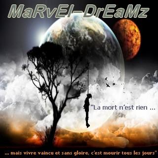 Marvel DreamZ Index du Forum