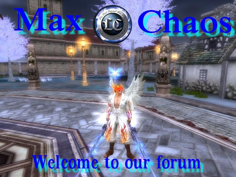Last Chaos Angel Index du Forum