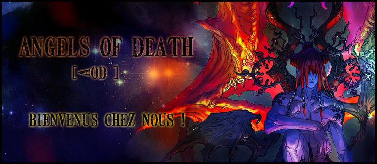 Alliance Angel Of Death Index du Forum