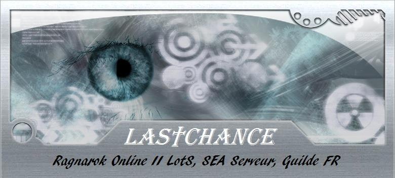 Las†chance Index du Forum