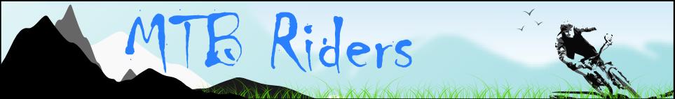 MTB Riders Index du Forum