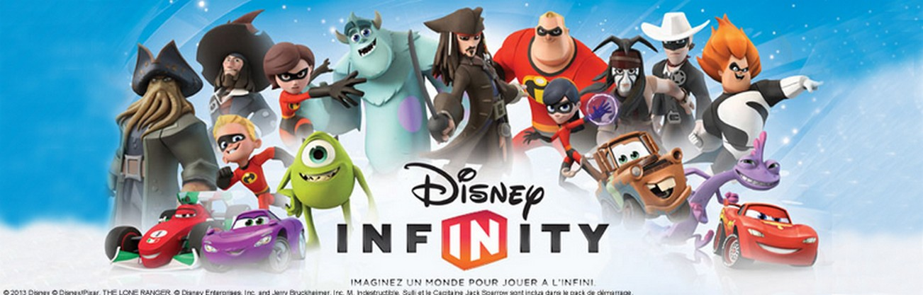 disney infinity club Index du Forum