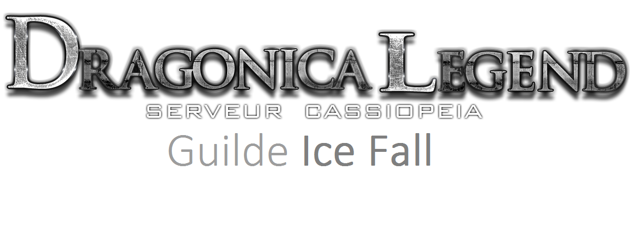 ~ Ice Fall ~ Index du Forum