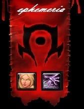 Elfe de sang démoniste F