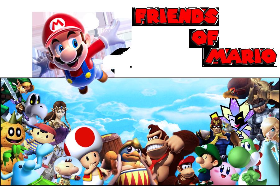 Friends Of Mario  Index du Forum
